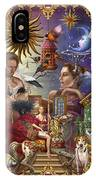 Lenormand IPhone Case