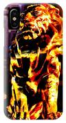 Leo The Lion IPhone Case