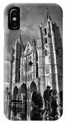 Leon Cathedral IPhone Case