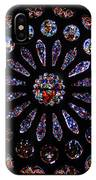 Leon Spain Cathedral Rosette IPhone Case
