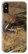 Leopard Frog IPhone Case