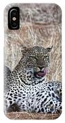 Leopard Mates IPhone Case