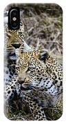 Leopard Tease IPhone X Case