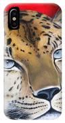 Leopardo IPhone Case