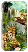 Leopards IPhone Case