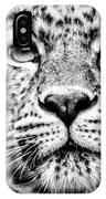 Leo's Portrait IPhone Case