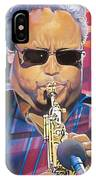 Leroi Moore And 2007 Lights IPhone Case