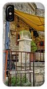 Les Baux De Provence France Dsc01887 IPhone Case