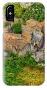 Les Baux De Provence France Dsc01915 IPhone Case
