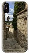 Les Baux De Provence France Dsc01926  IPhone Case
