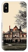 Lesley University-cambridge Boston IPhone Case