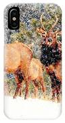 Let It Snow - Barbara Chichester IPhone Case