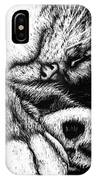 Let Sleeping Cats Lie IPhone Case