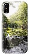 Let The Light Shine IPhone Case