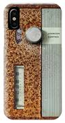 Letchwoth Village Thermostat IPhone Case