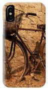 Let's Go Ride A Bike IPhone Case