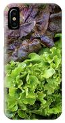 Lettuce Medley IPhone Case