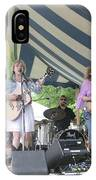 Levon Helm's Dirt Farmer Band IPhone Case