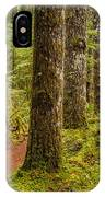 Lewis Falls Trail 2 IPhone Case