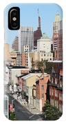 Lexington Street IPhone Case