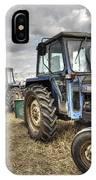 Leyland Tractors  IPhone Case