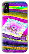 Lgbtq Free And Unframed  V.3 IPhone Case
