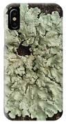 Lichen Circle IPhone Case