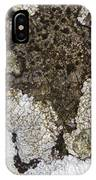 Lichen Mosaic IPhone Case
