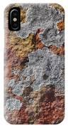 Lichen On Sandstone IPhone Case