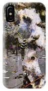 Life And Death On The River Of Rocks Trail IPhone Case