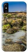 Life Clings As The Tides Ebb IPhone Case