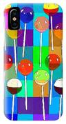 Life Is Full Of Lollipops IPhone Case