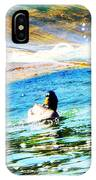 Life Is Just Ducky IPhone Case