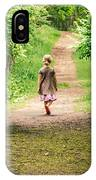 Life's Journey IPhone Case