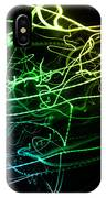 Light Explosion 12 IPhone Case