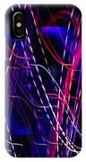 Light Fantastic 06 IPhone Case
