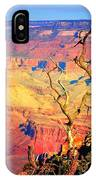 Light In The Canyon IPhone Case