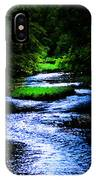 Light In The Creek IPhone Case