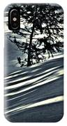 Light On The Snow IPhone Case