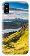 Light On The Storr IPhone Case