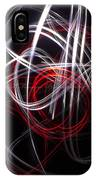 Light Painting 3 IPhone Case