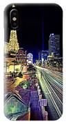 Light Speed Vegas IPhone Case