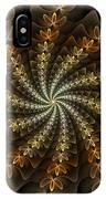 Light Spiral IPhone Case