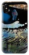 Light The Corners Of My Mind IPhone Case