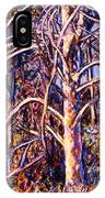 Lightening Struck Tree IPhone Case