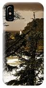 Lighthouse From The Distance IPhone Case