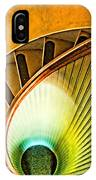 Lighthouse Stairway - Point Loma San Diego IPhone Case