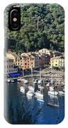 Liguria - Portofino IPhone Case