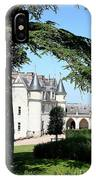 Like A Fairytale - Chateau Amboise IPhone Case