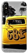 Lil' Deuce Coupe IPhone Case